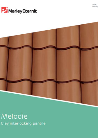Clay interlocking pantile Brochure