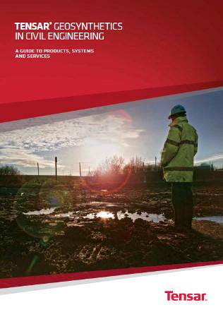 TENSAR geosynthetics in civil engineering Brochure
