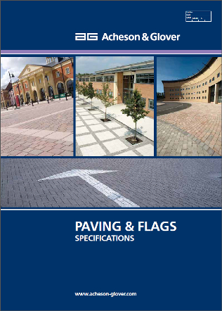 Paving and Flags Specification Brochure