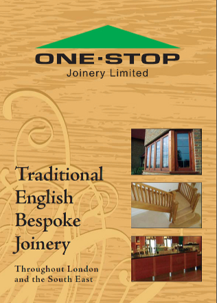 One Stop Joinery Brochure Brochure