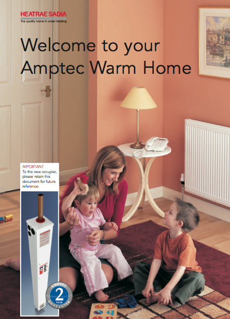Welcome to your Amptec Warm Home Brochure