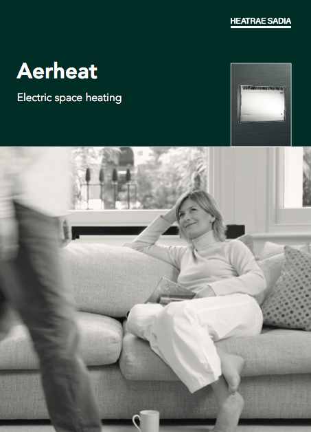 Aerheat Electric space heating Brochure