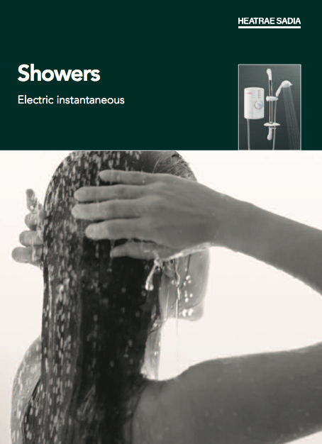 Showers Electric instantaneous Brochure