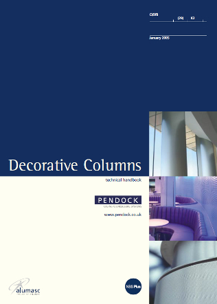 Decorative Columns Brochure