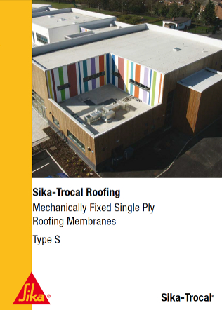 Sika-Trocal Roofing Brochure