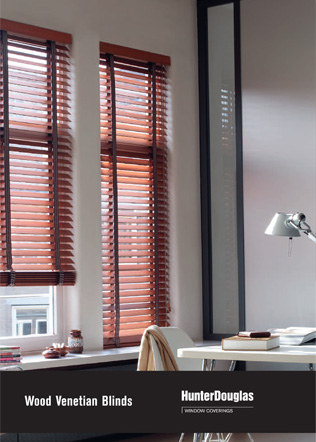 Wood Venetian Blinds Brochure