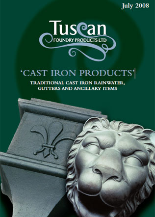 Cast Iron Products Brochure