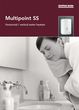 Multipoint SS Horizontal / vertical water heaters Brochure