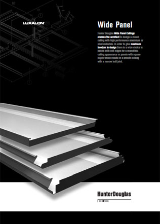 Luxalon Wide Panel Brochure