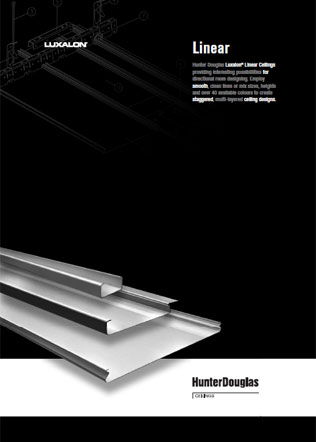 Luxalon Linear Brochure
