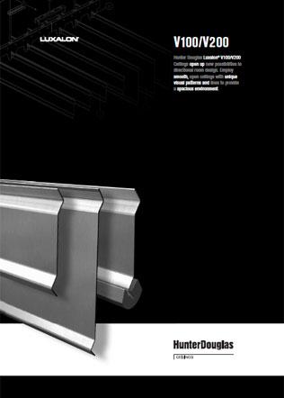 Luxalon V100 / V200 Brochure