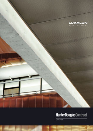 Luxalon Metal Ceilings Brochure