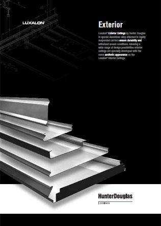 Luxalon Exterior Brochure
