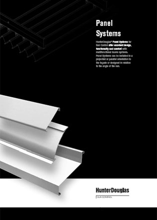 Panel Systems Brochure