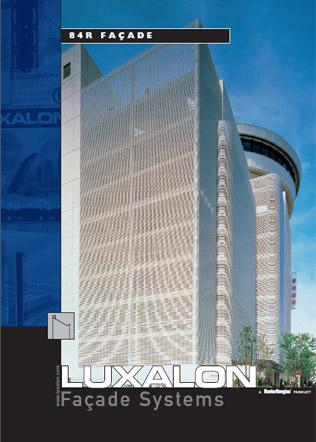 Luxalon 84R Facade Brochure