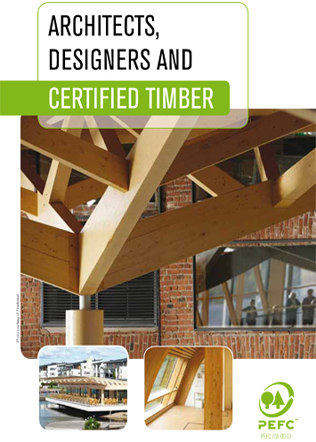 Architects, Designers and Certified Timber Brochure