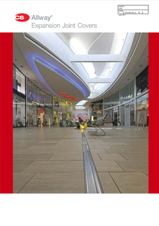 CS Allway Expansion Joint Covers Brochure