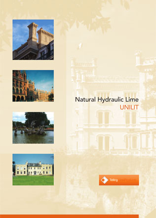 Natural Hydraulic Lime Brochure