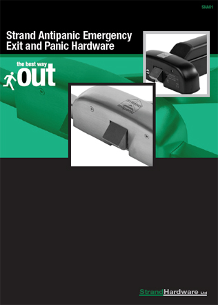 Strand Antipanic Emergency And Panic Exit Devices Brochure