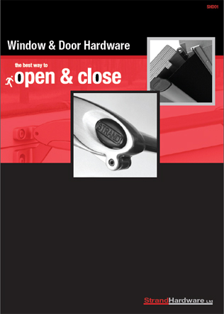 Window And Door 2013 Brochure