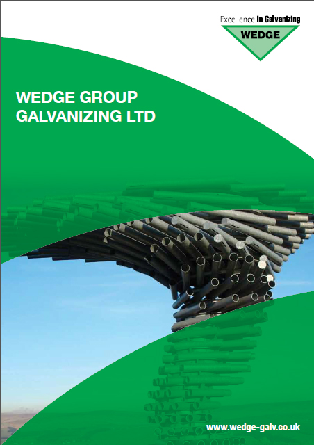 Wedge Group Galvanizing Ltd Brochure