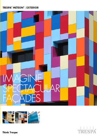 Imagine Spectacular Facades Brochure