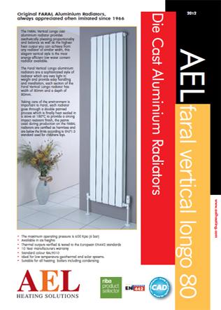 AEL Faral Vertical Longo 80 Brochure