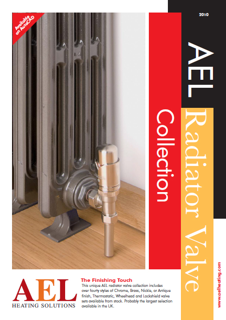 AEL Radiator Valve Brochure