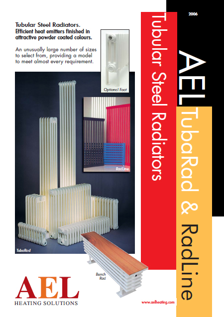 Tubular Steel Radiators Brochure
