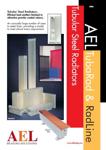 Tubular Steel Radiators Brochure