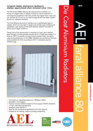 AEL Faral Alliance 80 Brochure