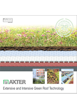 Extensive and Intensive Green Roof Technology Brochure