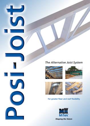 Posi - Joist Brochure