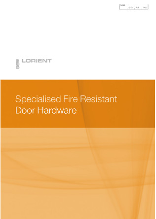 Door hardware protection Brochure