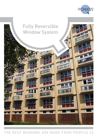Fully Reversible Window System Brochure