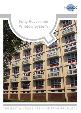 Fully Reversible Window System Brochure