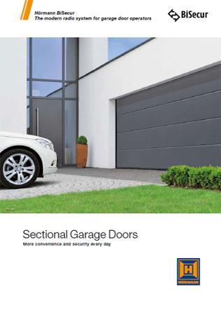 Sectional Garage Doors Brochure