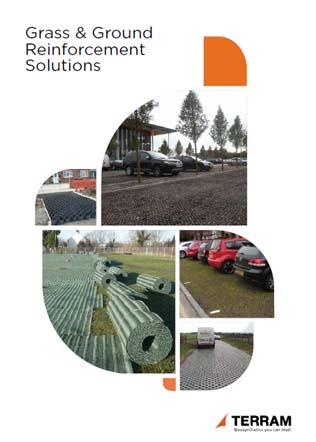 Grass & Ground Reinforcement Solutions Brochure
