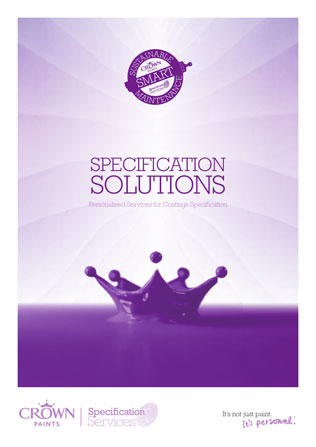 Specification Solutions Brochure