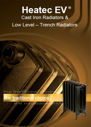 Cast Iron Radiators & Low Level — Trench Radiators Brochure
