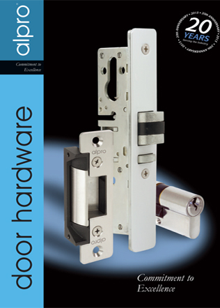 Door Hardware Brochure
