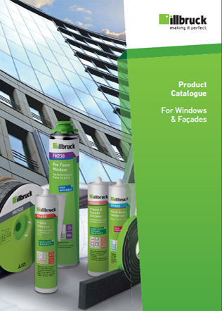 Product Catalogue For Windows & Facades Brochure
