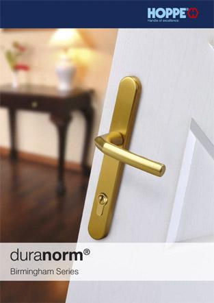 duranorm - Birmingham Series Brochure