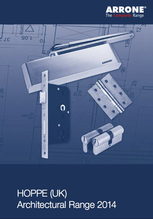 Architectural Range 2014 Brochure