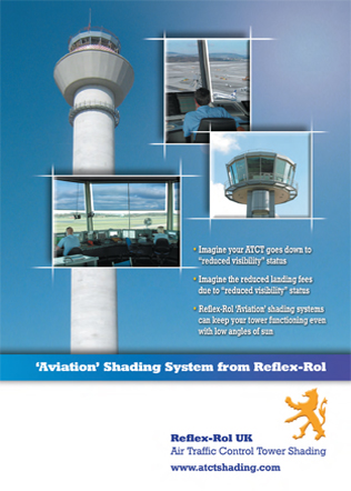 Air Traffic Control Tower Shading Brochure
