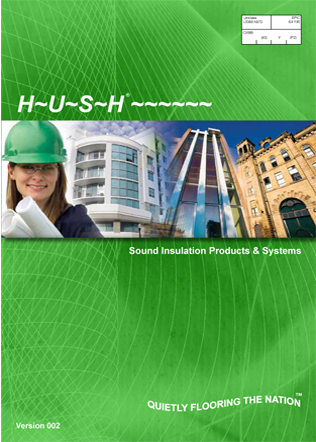 Sound Insulation Products & Systems Brochure