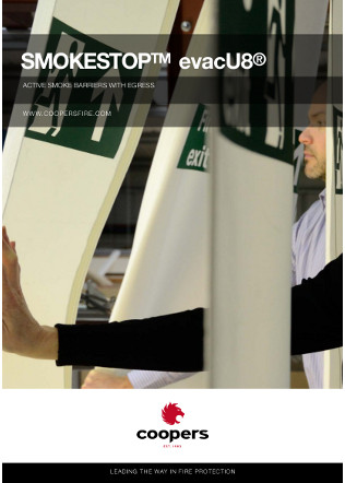 evacU8® Brochure