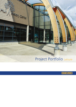 Project Portfolio Leisure Brochure