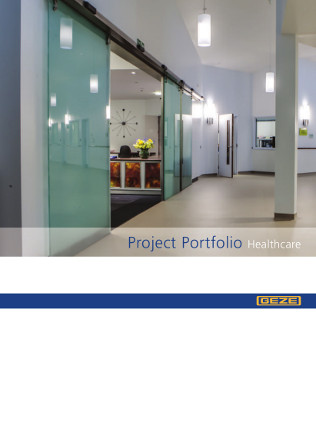Project Portfolio Healthcare Brochure
