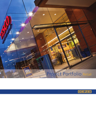 Project Portfolio Retail Brochure